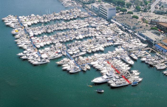 Newport Boat Show.