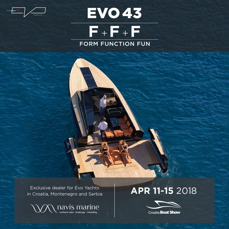 invito Croatia Boat Show