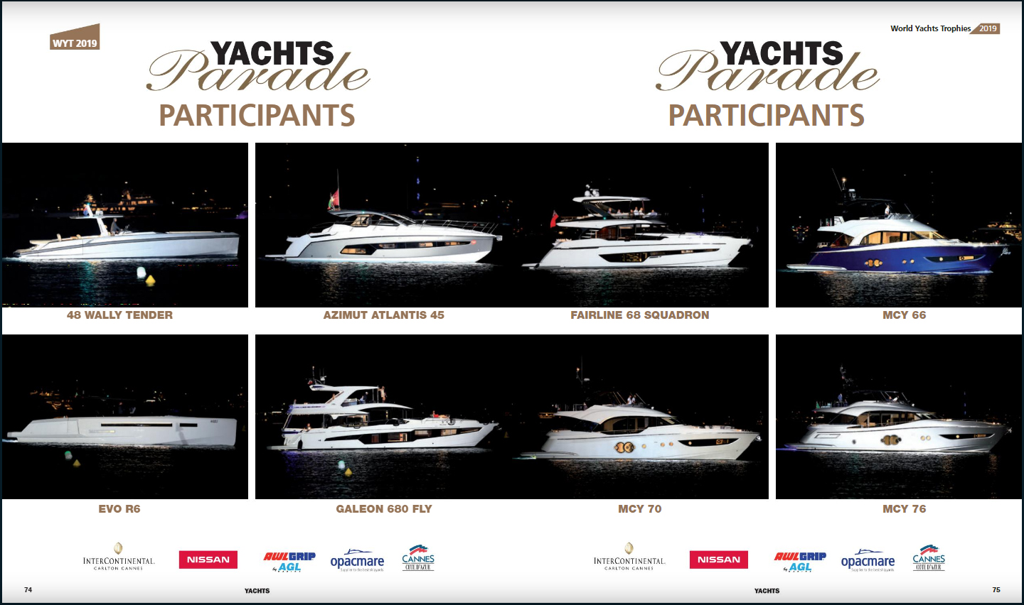 Yachts Europe Edition