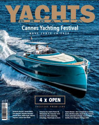 Yachts Croatia cover