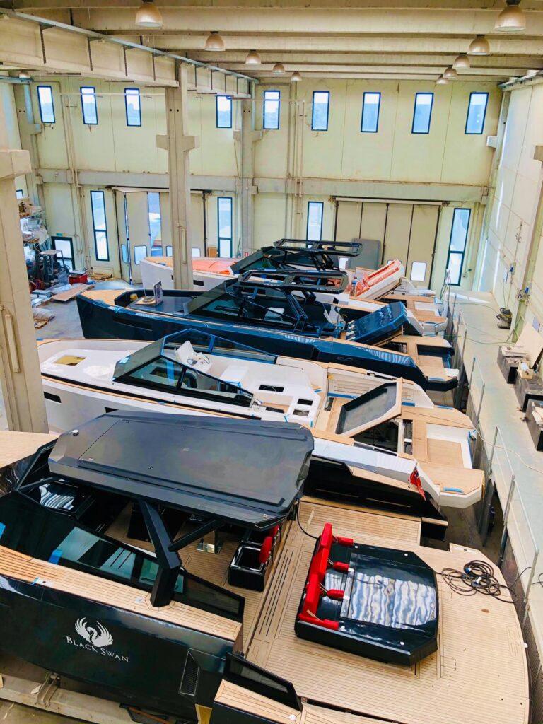 shipyard evo yachts