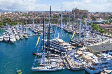 Evo Yachts al palma boat show