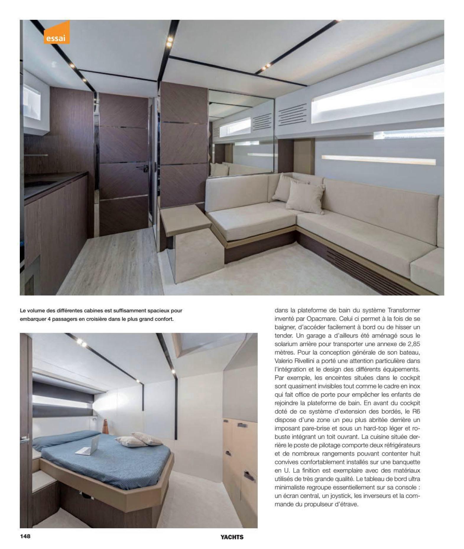 Yacht France